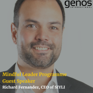 Mindfulness Interview with Rich Fernandez – CEO of Search Inside Yourself