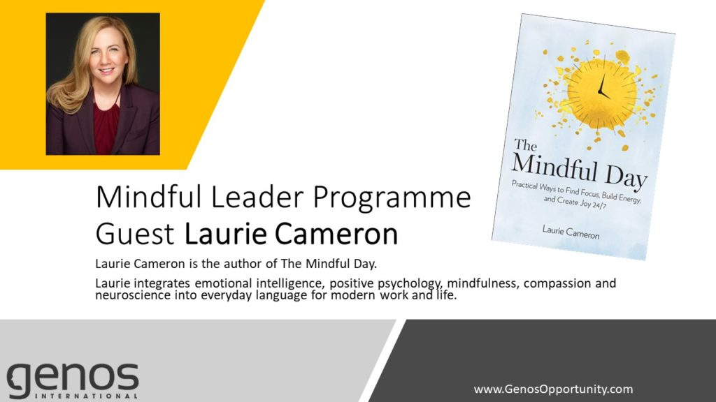 Mindfulness Interview Laurie Cameron