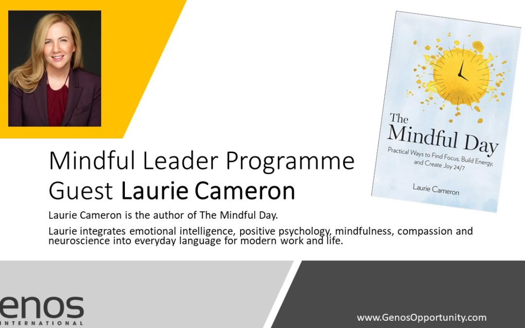 Mindfulness Interview with Author Laurie Cameron