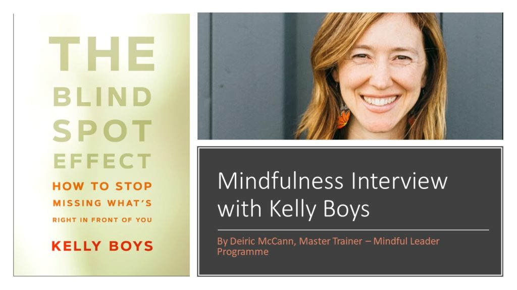 Mindfulness Interview with Kelly Boys