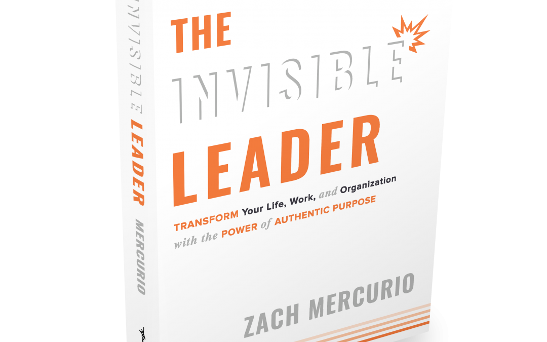 How Purpose Powers Thriving Organisations & Lives – Interview with Zach Mercurio