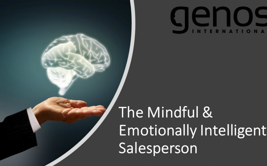 The Next Big Thing in Sales – Emotional Intelligence