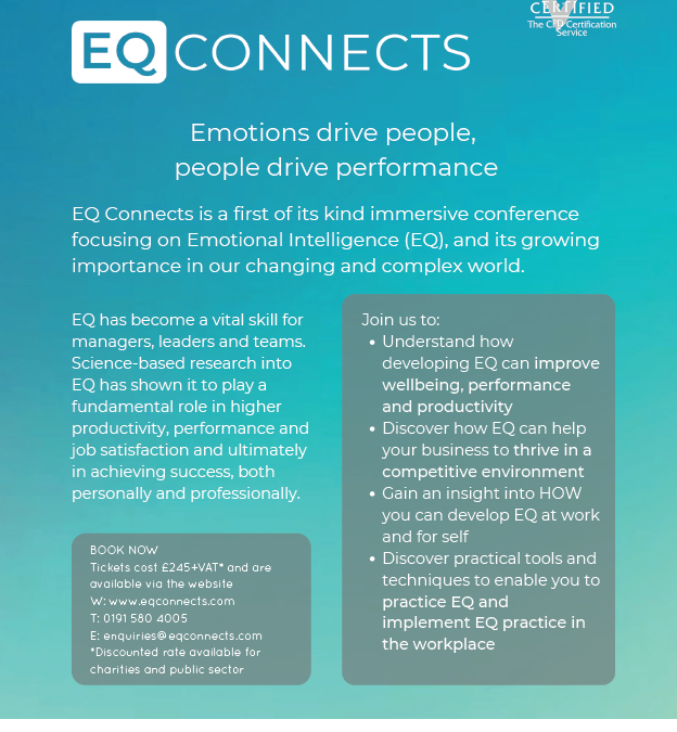 Genos International Sponsor EQ Connects 2019