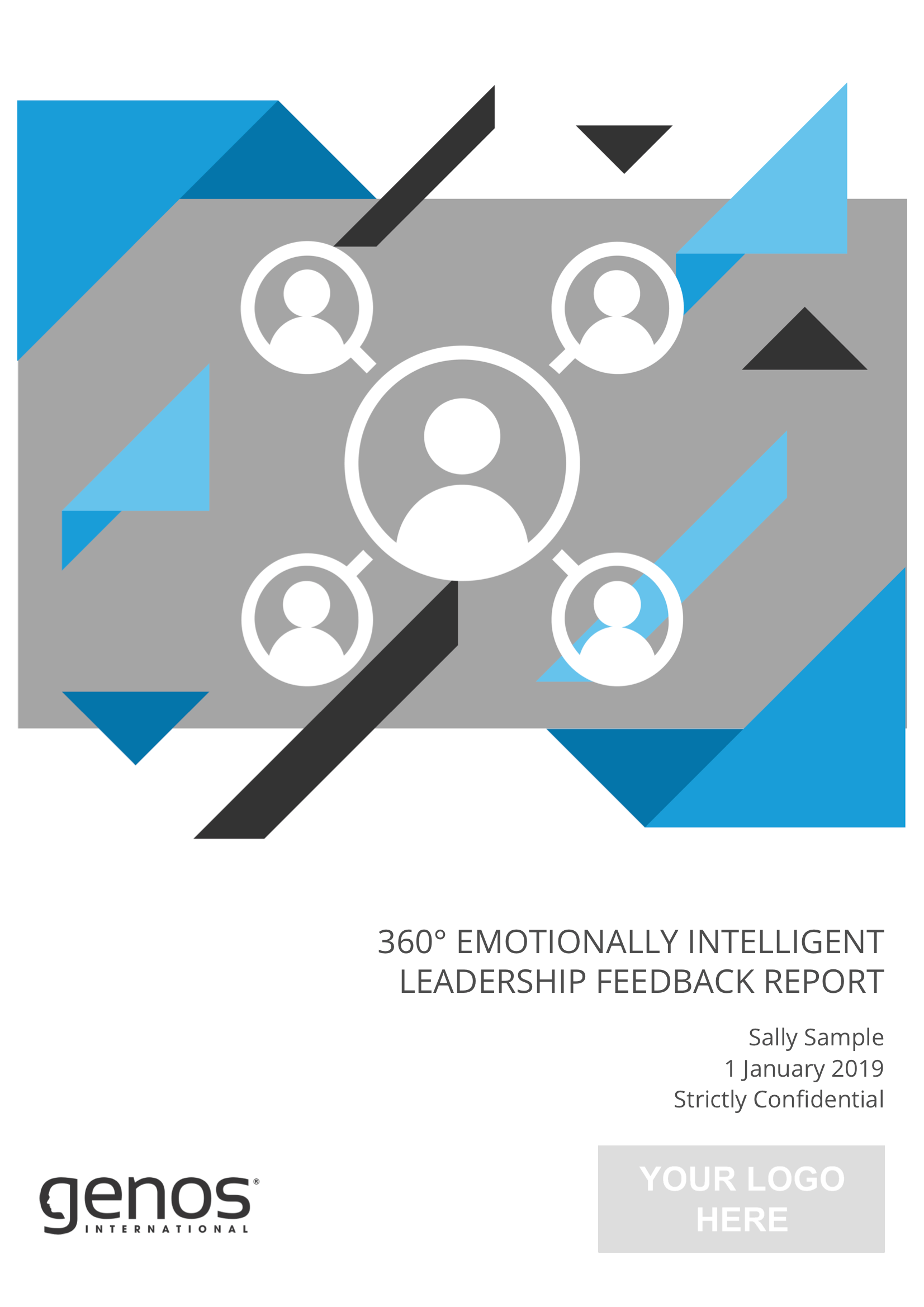 360 Leadership Feedback Report