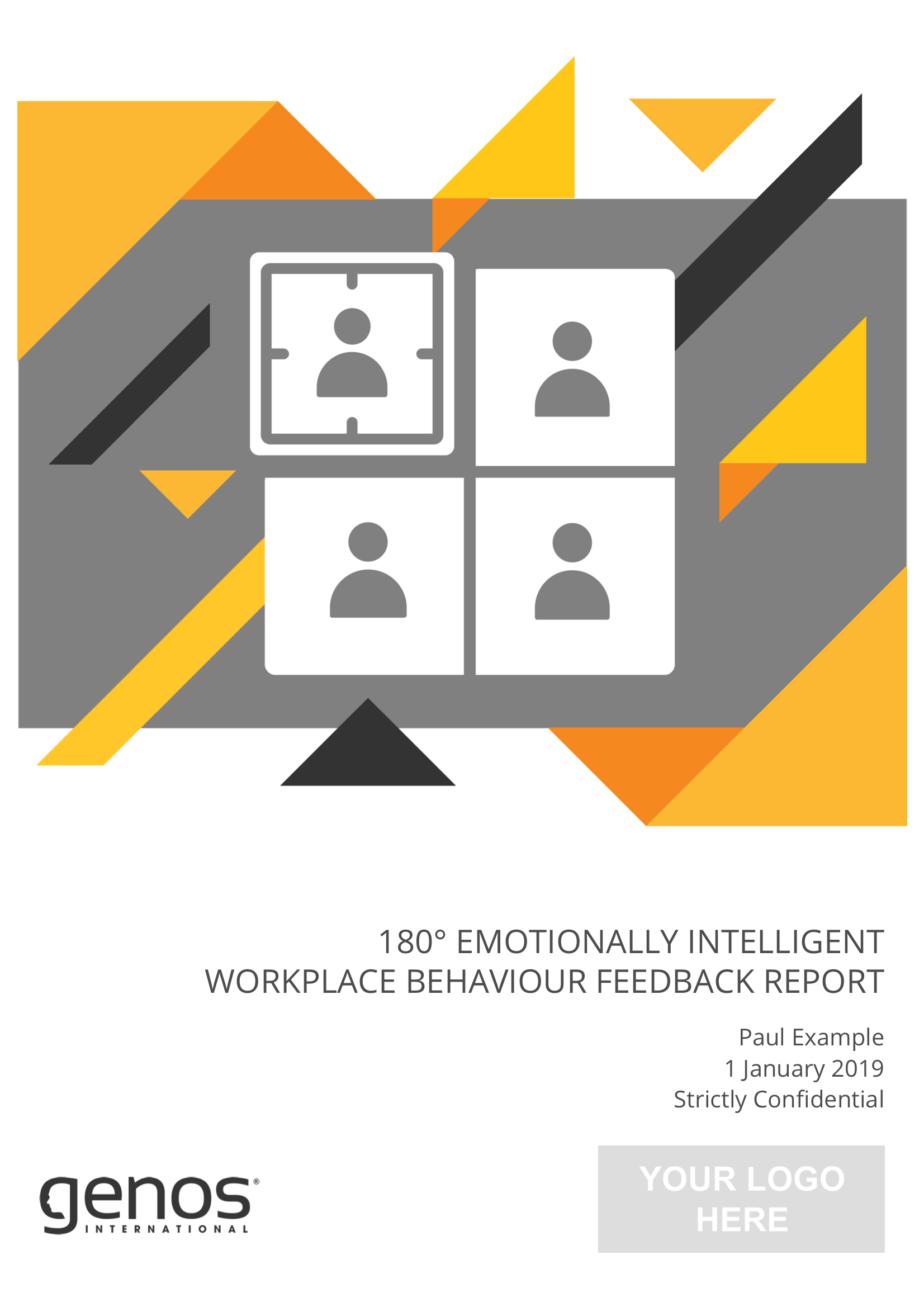 180 Workplace  Behaviour Feedback Report