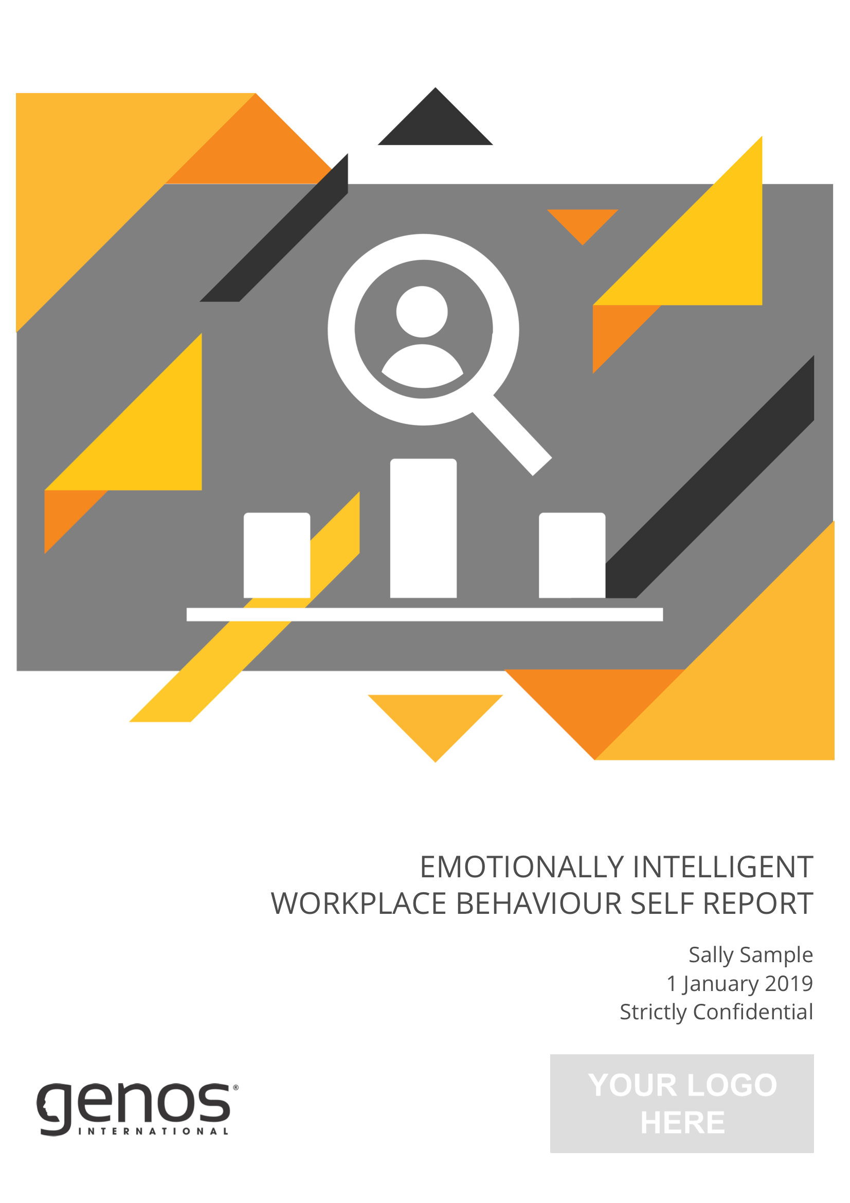 Emotionally Intelligent Workplace Behaviour Self Report