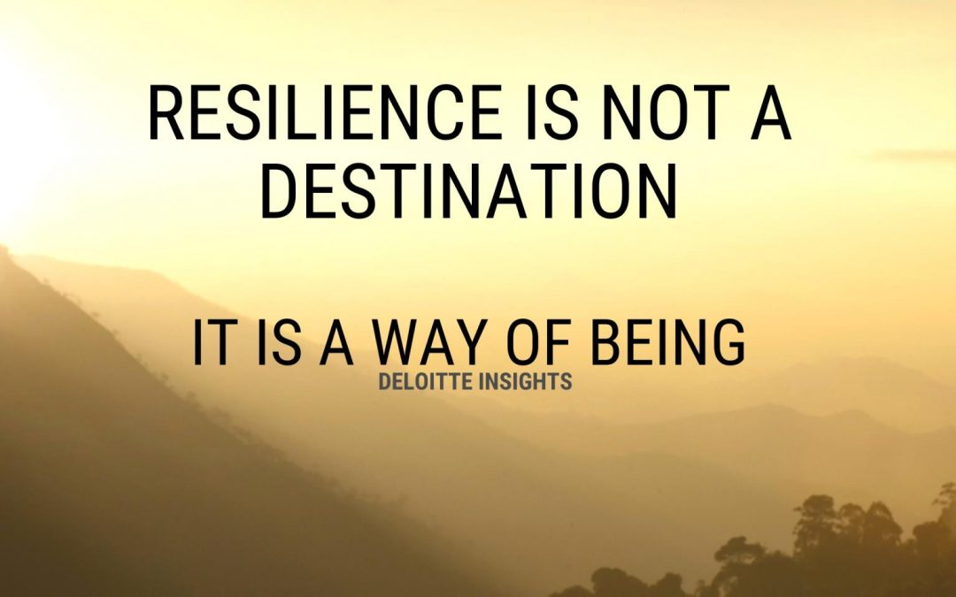 The Importance of Resilience & Stress-Management Training as we Return to Work Safely