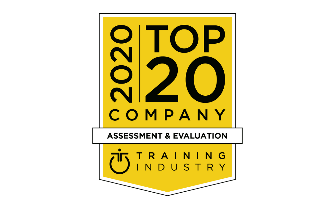 Training Industry Announces Genos International Among Top 20 Assessment and Evaluation Companies List