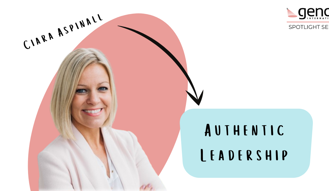 How to Become a More Authentic Leader on the Genos Spotlight Series
