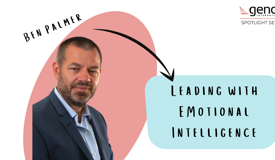 Learn to Lead with Emotional Intelligence on the Genos Spotlight Series